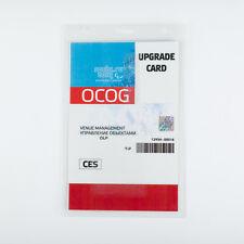 Sochi 2014 Paralympic Staff Accreditation Pass Ticket Card Venue Management OCOG