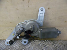 CHEVROLET MATIZ SE 2009 REAR WIPER MOTOR