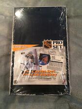 ( 1 ) FREE SHIPPING 1991 NHL Pro Set Hockey wax box Low Series French Edition