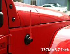 Rugged Ridge 17212.10 13-Inch Reflex Antenna For 07-16 Jeep Wrangler JK//JKU