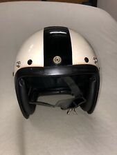 Vintage AGV Helmet Motorcycle Scooter Racing Rally Casco Epoca