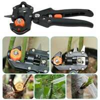 Garden Grafting Cutting Tools Kit Fruit Trees Pruning Shears Scissors