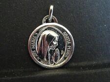 medaille religieuse  Ave Maria 1.6 cm   MR 0550