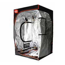 GROW TENT 60X60X140 GroCELL MYLAR REFLECTIVE INDOOR HYDROPONIC ROOM 0.6x0.6x1.4