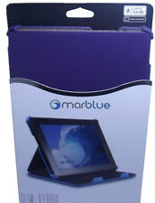 Marblue Slim Hybrid for Kindle Fire HDX 8.9 Cover and Stand- Purple-light damage