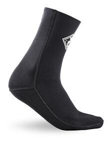 Neoprene 2.5mm 5mm 7mm Boot Socks by Two Bare Feet Sizes UK 3 -12 Unisex Wetsuit