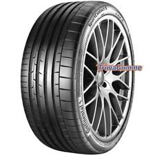 KIT 4 PZ PNEUMATICI GOMME CONTINENTAL SPORTCONTACT 6 XL AO SIL 285/45R21 113Y  T