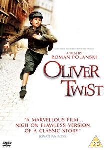 Oliver Twist DVD (2006) Ben Kingsley, Polanski (DIR) cert PG Fast and FREE P & P