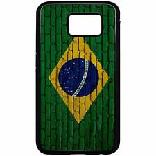 Samsung Galaxy Case with Flag of Brazil (Brazilian) Options