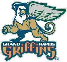 "Grand Rapids Griffins AHL Hockey Bumper Locker Window Sticker Decal 4.5""X4.5"""