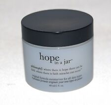 Philosophy HOPE IN A JAR moisturizer 2 oz NEW SEALED