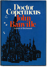 Doctor Copernicus - Signed by John Banville  - Review Copy - First Edition