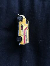 Anni 1980 DIE CAST CORGI Hot Rod Custom Van