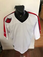 Adult Large New Balance Lacrosse Jersey MLL Canada