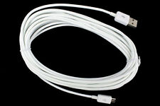 High Quality Thick 16FT 5M Micro USB Data Charging USB Cord for Samsung S4 HTC W