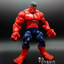 Marvel Legends The Avengers Incredible Hulk Red Hulk Loose Action Figure US 8〃