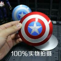 Captain America Metal Shield 1/6 Scale Can Buckle Hand For 12'' Figure