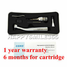 COXO Denta LED high Speed Handpiece +Kavo Multiflex LED Quick Coupling CX207-G