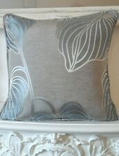 Laura ashley Cushion Cover  Manhatten  in smoke 16""