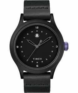 Timex x Ghostly 40mm Watch TW2U96800JR NIB