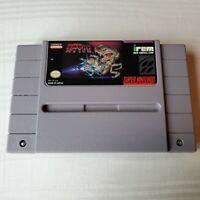 Super R-Type (Super Nintendo Entertainment System, 1991)