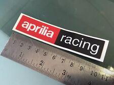 Aprilia Racing Sticker Decal for Aprilia RSV4 / RS4 / Tuono Front Mudguard NEW!!