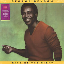 George Benson - Give Me The Night (Vinyl LP - 1980 - UK - Reissue)