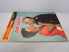 (BG52) CINEROMANZO GIGANTE COMPLETO-1956- PANE, AMORE E...LOREN+DE SICA+PICA