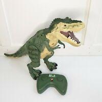 Animal Planet Tyrannosaurus Rex T Rex Remote Control RC Sounds Movement