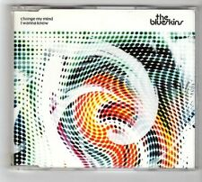 (HC343) The Bluerkins, Change My Mind / I Wanna Know - 2004 DJ CD