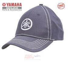 YAMAHA Contrast Stitching Hat Cap OEM MX ATV SXS MC R1 YZ CRP-17HTF-NV-NS