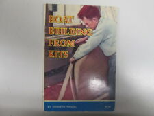 Good - Boat Building from Kits - Mason, K 1962-01-01 Second Edition, 1962. (Bosu