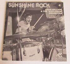 LOUIE BELLSON Sunshine Rock - Explosion Orch - Pablo 2310 813 -  SEALED CUT OUT