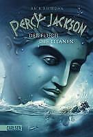 Percy Jackson 03. Der Fluch des Titanen von Rick Riordan (2010, Gebundene...