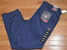 Van Heusen Flex 3 X Comfort  Straight Fit 36 by 32 Navy Pants Non Iron Pant