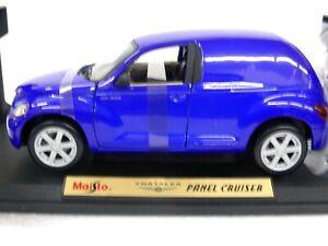 Maisto Special Edition Chrysler Panel Cruiser 31618 1:18