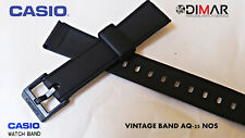 VINTAGE CASIO ORIGINAL BAND / CORREA FOR AQ-25, NOS - VER DESCRIPCION MAS MODELO
