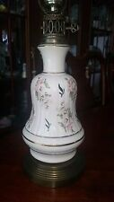 Vintage Porcelain Table Lamp 3 WAY Lamp Victorian Style
