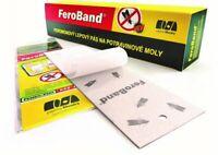 Food Pantry Larder Clothes MOTH TRAP Detector Pheromone Adhesive Glue Strip Kill