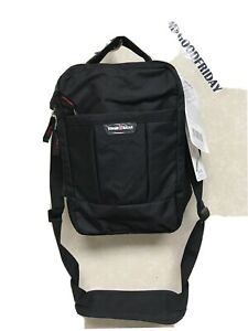 SwissGear Vertical Travel Boarding Bag Black New NWT