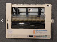 Brother M-1824L Parallel 24 Pin Dot Matrix Printer VINTAGE WORKING