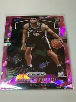 F40557  2019-20 Panini Prizm Prizms Pink Ice QUINNDARY WEATHERSPOON SPURS