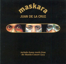 "Juan de la Cruz: ""MASCARA"" + bonus (CD)"
