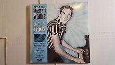 JERRY LEE LEWIS - Rock N Roll Master Works NEW/SEALED 2Lp 180 GRAM + CD + MP3