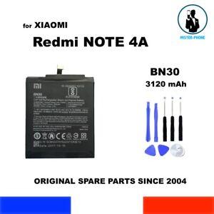 NEW BATTERY XIAOMI OEM MI BN30 3120mAh FOR REDMI 4A OEM 3,84V DISASSEMBLE TOOLS