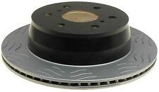 Performance Disc Brake Rotor fits 2007-2009 GMC Yukon Sierra 1500 Classic Sierra