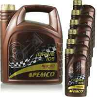 11 Litro PEMCO idrive 105 15W-40 olio motore Api Sg / CD Eingine