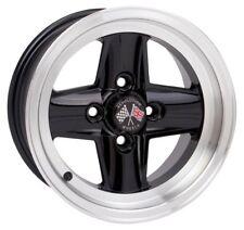Révolution Road 5 Spoke Classic 7x15 ET6 noir pour Ford Capri
