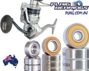 Shimano Saragosa Bearing Kits Premium Stainless Steel and Ceramic Hybrid