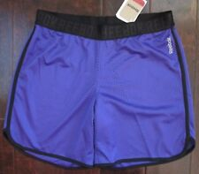 "Reebok Women's Sport Performance Athletic Mesh Shorts 7"" Size Small - NWT"